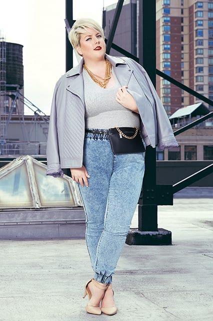 Plus Size Denim - Curvy Jeans Styles