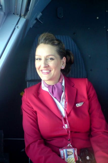 how to become a flight attendant book