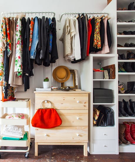 Clothing Storage Solutions