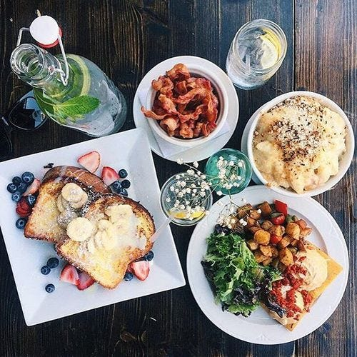 Breakfast Restaurant Near Me New York