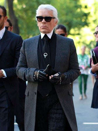 Karl Lagerfeld For Louis Vuitton — It's Happening