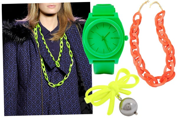 Jewelry Trends- Fall Jewelry Pieces and Collections 2011