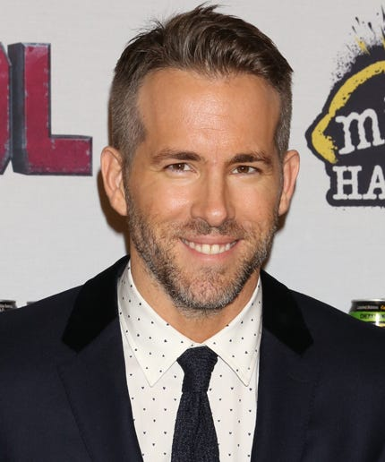 Ryan Reynolds Dick 28