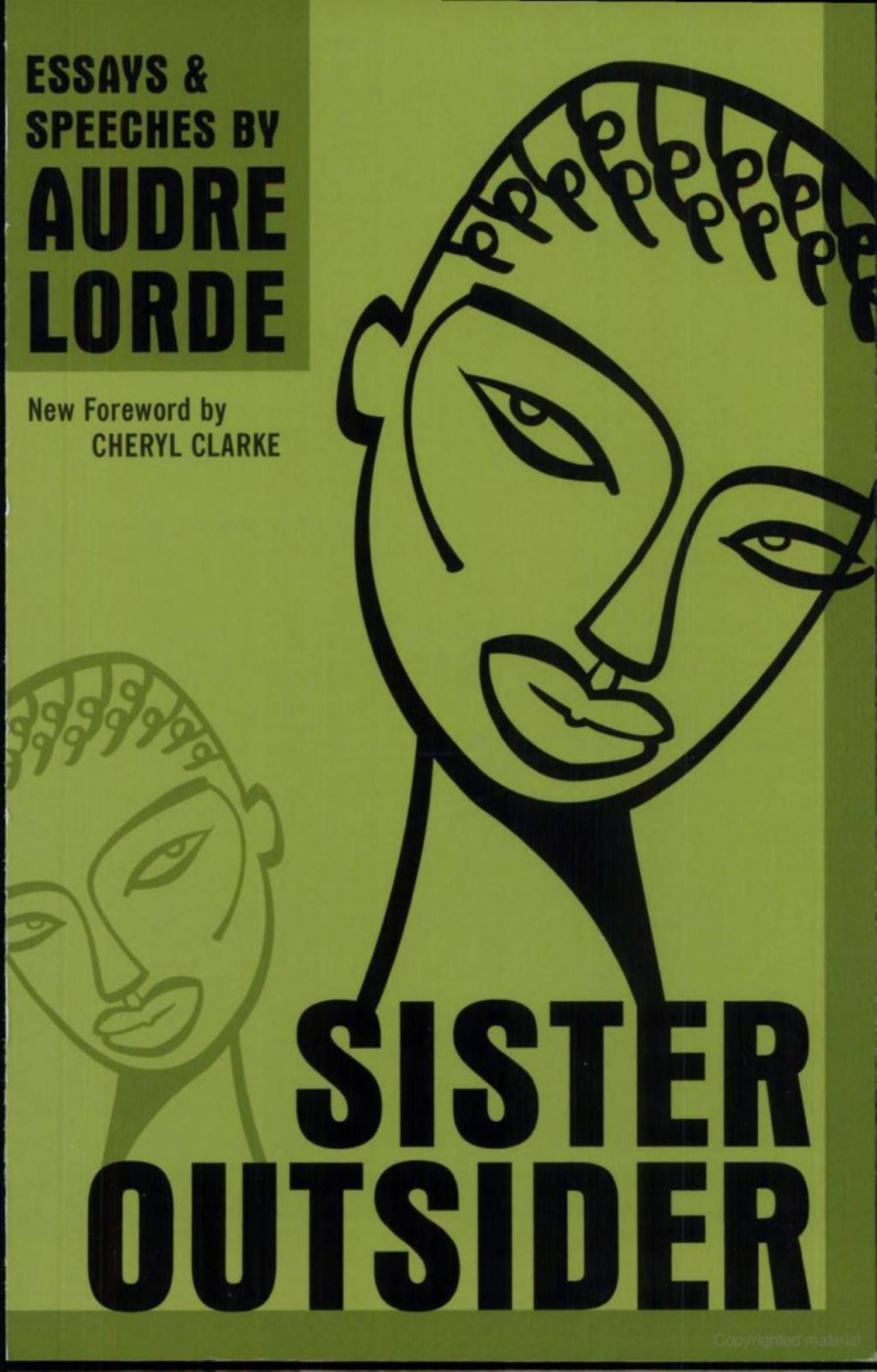 audre lorde essay