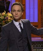 Jim Parsons Busts Out Of His Sheldon Stereotype On SNL
