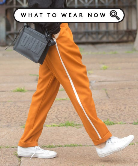 Dad Pants Trend How To Wear Baggy Pants