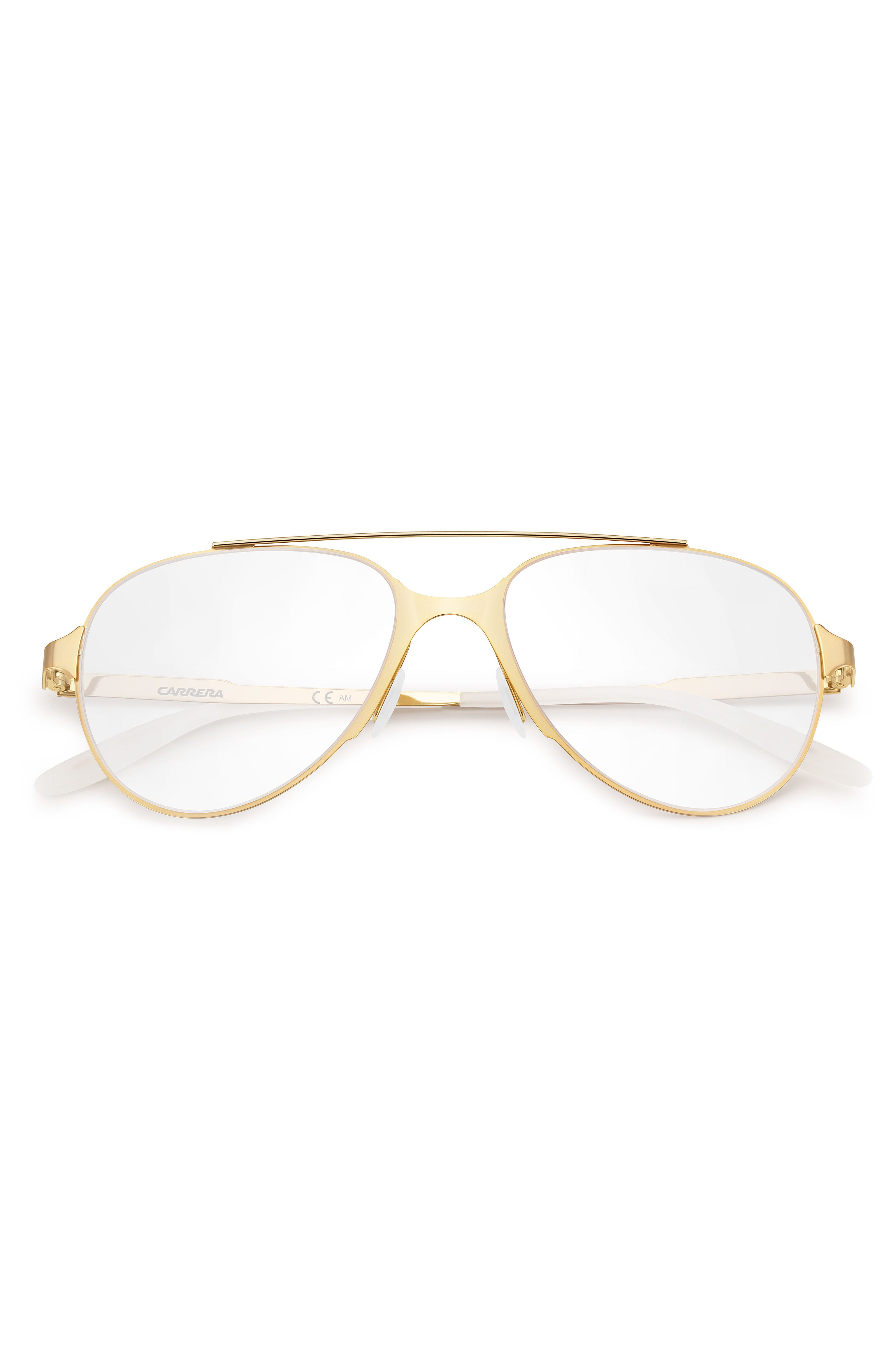 Non Prescription Glasses Gold Frame : Fake Glasses - How To Wear Non Prescription Frames