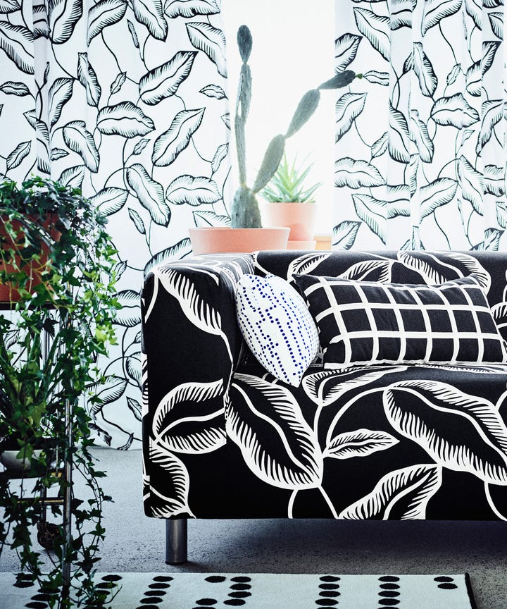 Serenity Now Ikea Shopping Trip And Home Decor Ideas: New Ikea May Collection Prints AVSIKTLIG Furniture Line