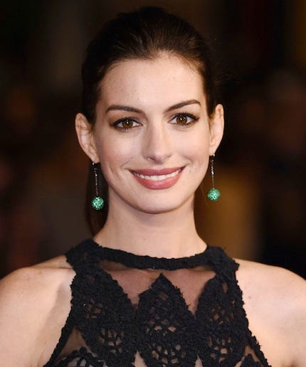 Anne Hathaway Rap Battle James Corden Mic Drop