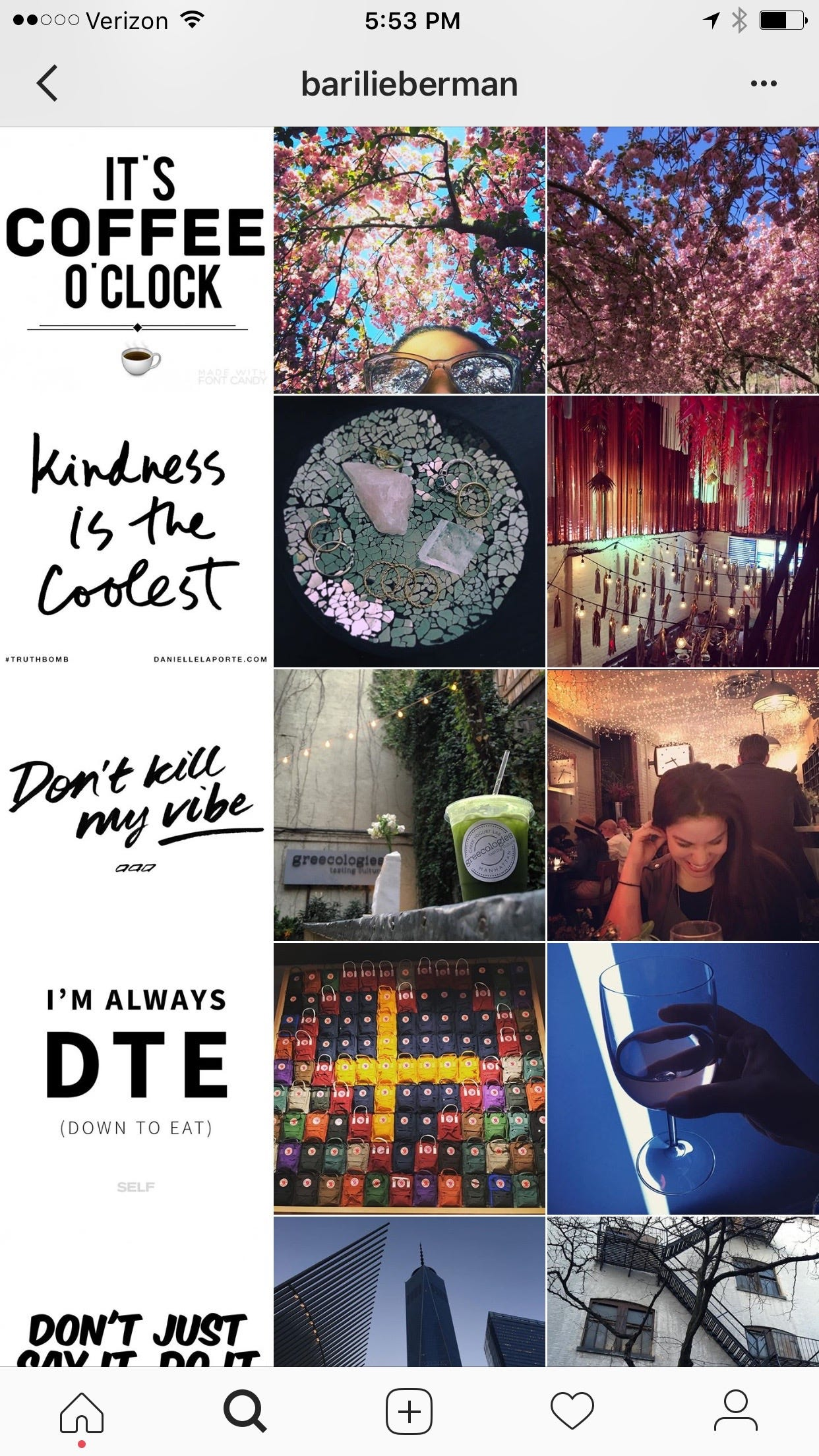 Instagram Grid Tips How To Curate Instagram Feed