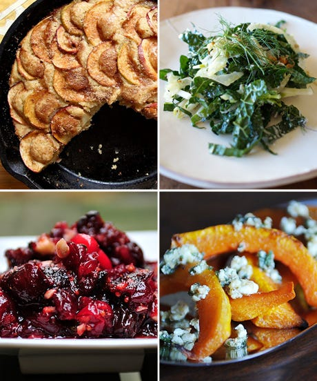 Fast And Easy Thanksgiving Desserts: Easy Thanksgiving Recipes