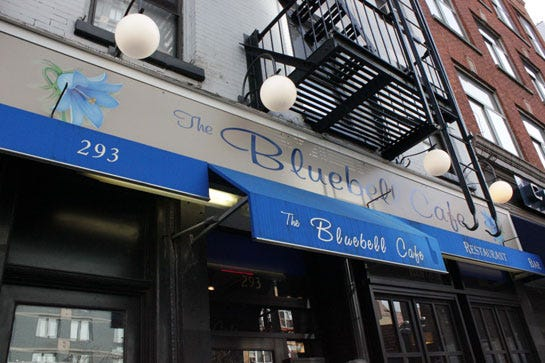 Bluebell Cafe Nyc