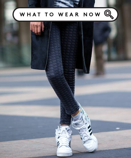 How To Wear Leggings In An Outfit