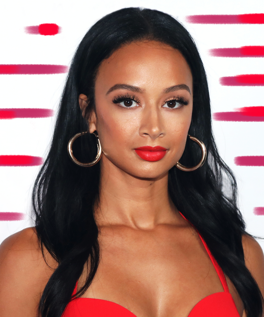 Draya Michele Basketball Wives Mint Swim Interview