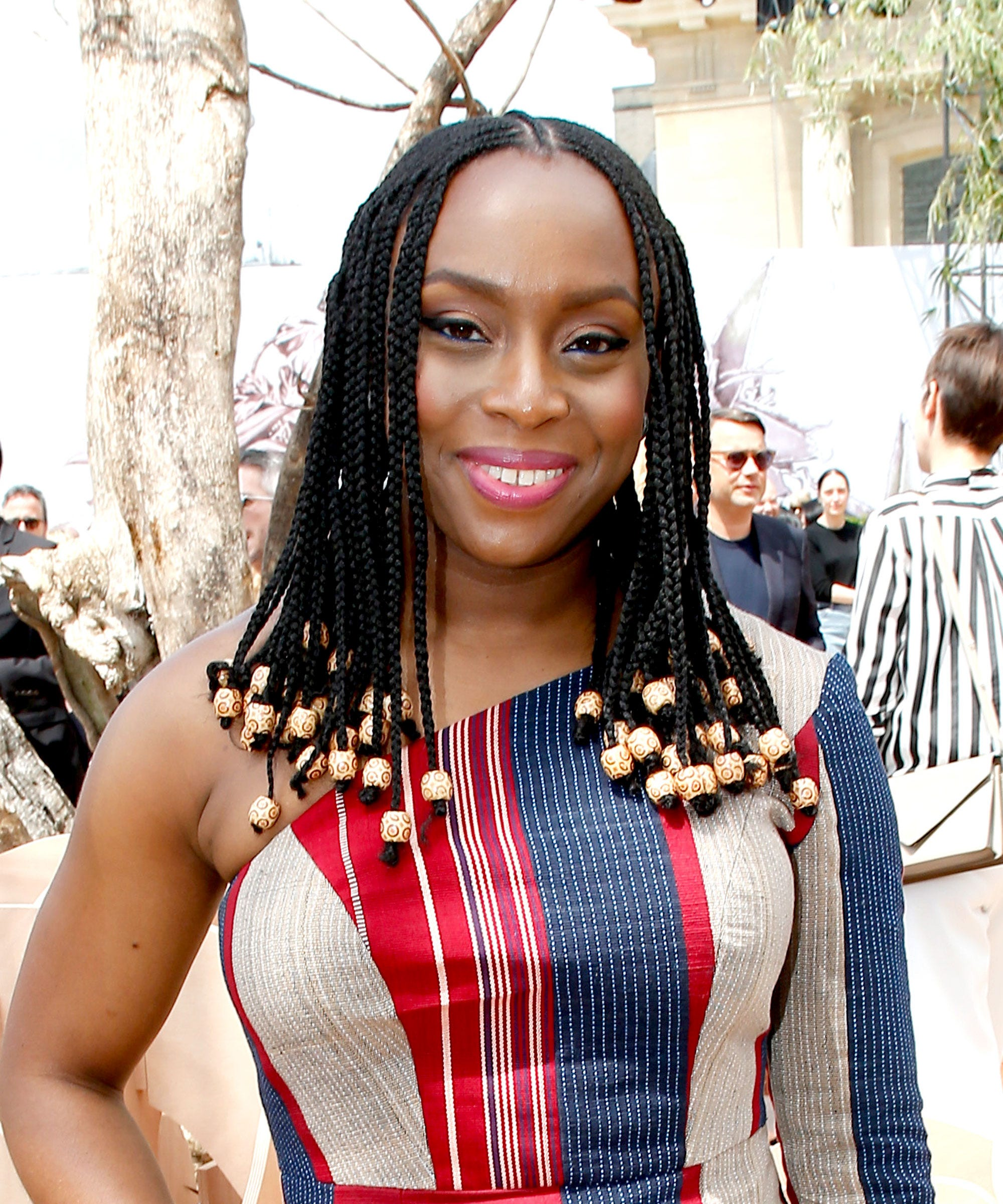 11 Ways To Make Your Box Braids & Cornrows Look Even ...