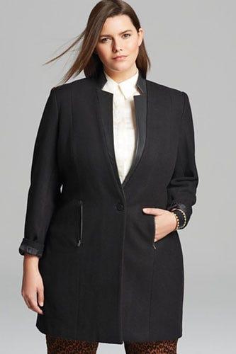 Plus Size Winter Coats 2013 - Jackets For Curvy Women