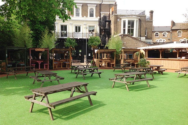 London's 9 Best Beer Gardens