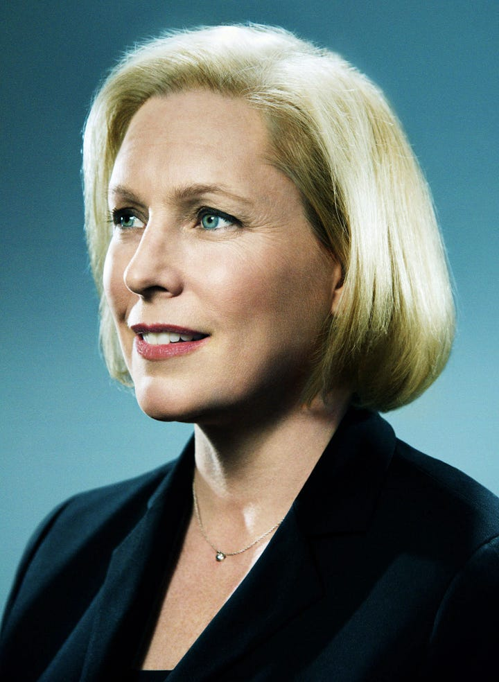 Kirsten Gillibrand Senate >> Kirsten Gillibrand Womens Rights Election Interview