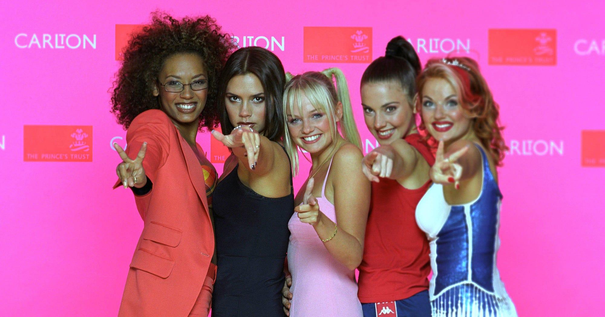 Spice Girls GEM Reunion Tour