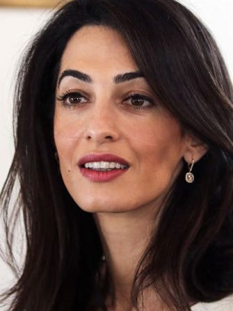 Amal Clooney Threatened With Arrest