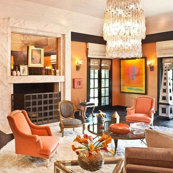 Beautiful Instagram Rooms Summery Interiors