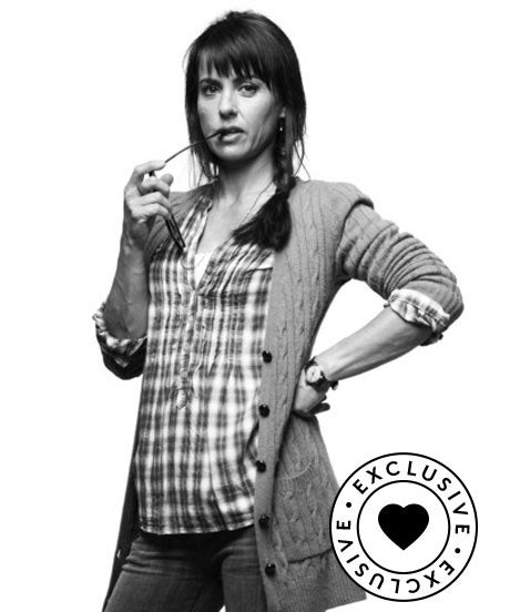 Constance Zimmer House Of Cards Season 2 Interview 2014