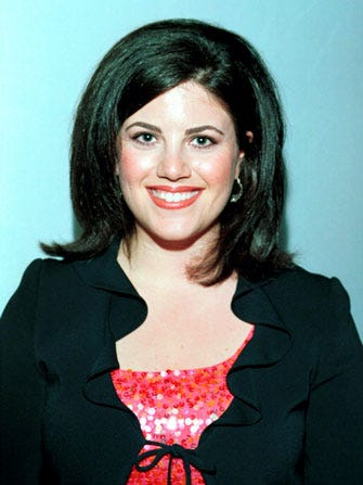 Monica Lewinsky Hooked Up 16 Years Ago & Is Still Apologizing For It