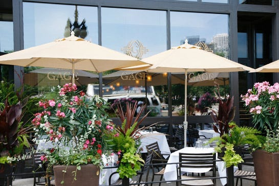 Chicago Patios Best Outdoor Drinking And Dining Spots