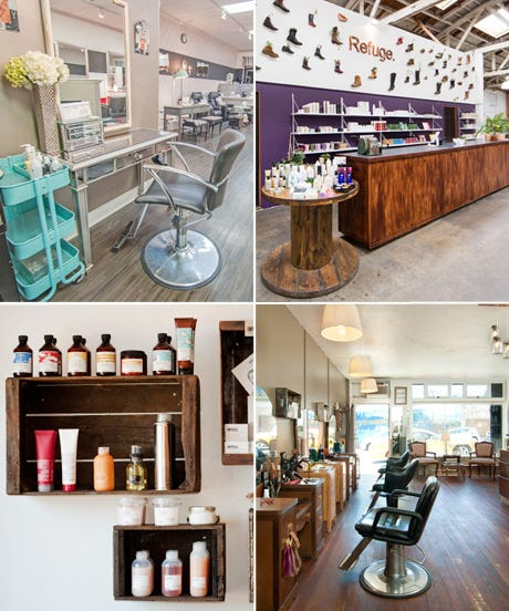 Nail Salons West Los Angeles: Best Los Angeles Hair Salons