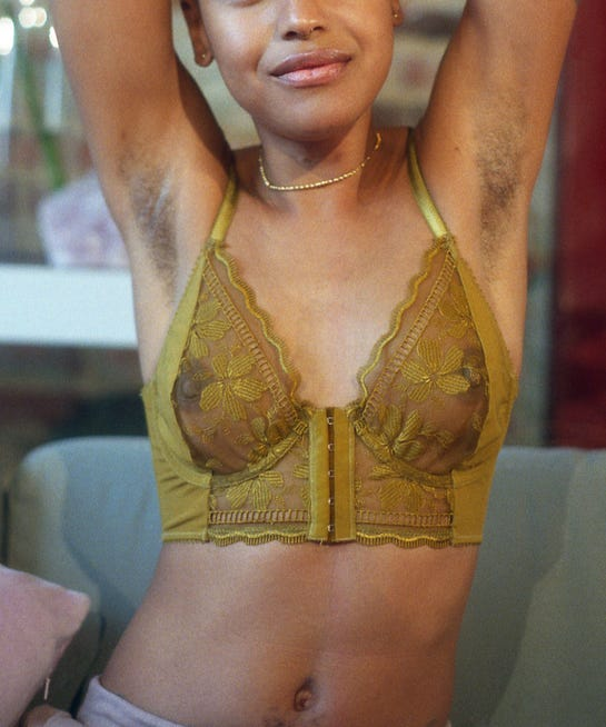 Why Armpits Are Having A Major Beauty Moment Right Now