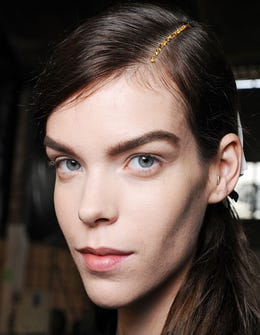 Spring Hair Makeover: Add A Glint Of Gold