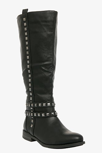 Jessica London Comfortview Extra Wide Calf Boots.