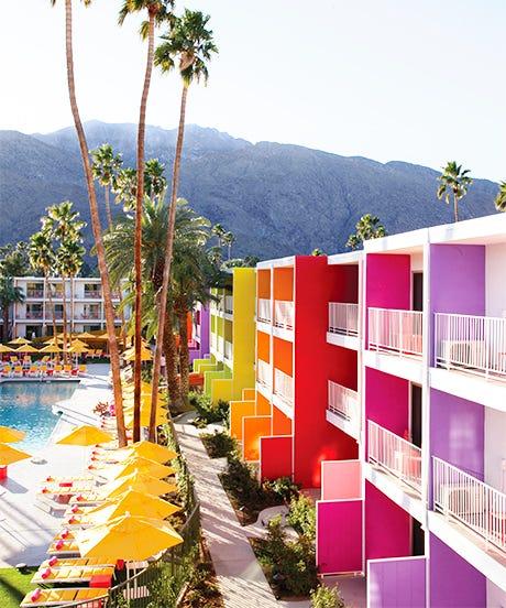 Weekend Trip Ideas: Palm Springs Weekend Trip Ideas