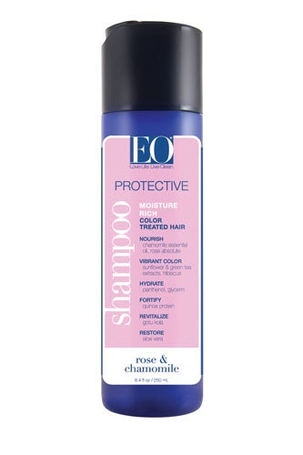 eo protective shoo for color treated hair eo protective