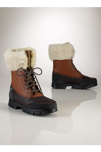 Winter Boots - Snow Footwear, Stylish Shoes
