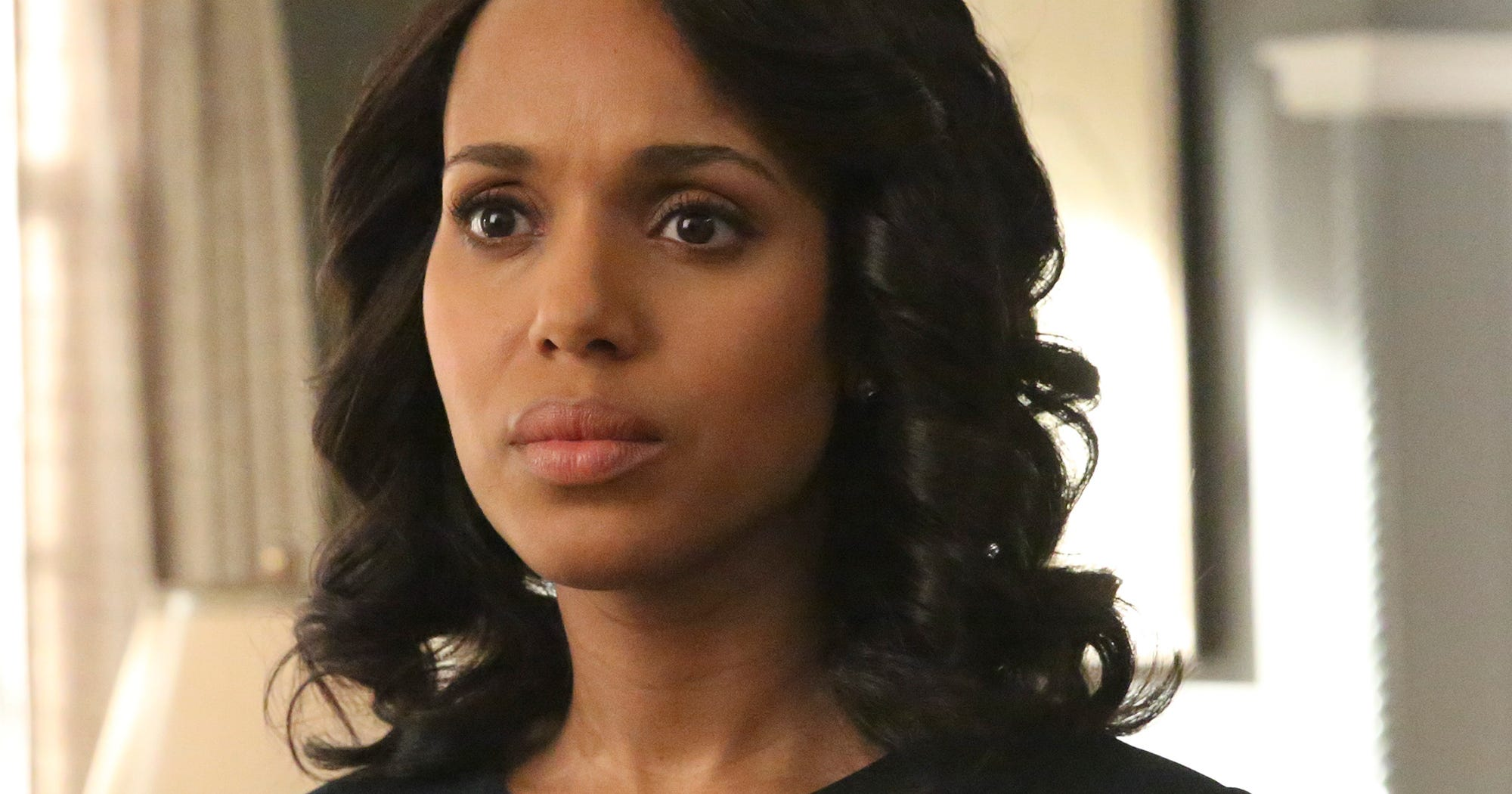 Scandal Olivia Pope Different Actress Kerry Washington