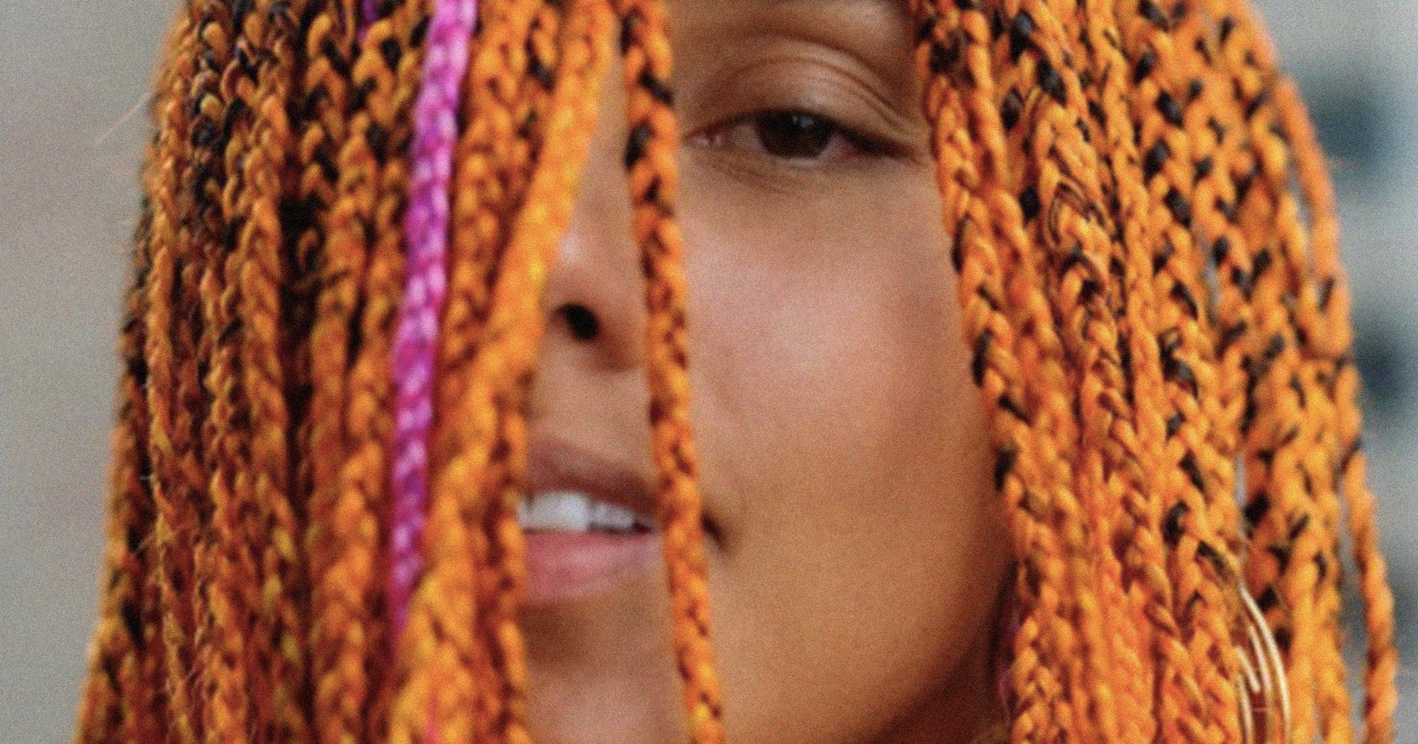Rainbow Box Braids Unicorn Natural Hair Trend Photos