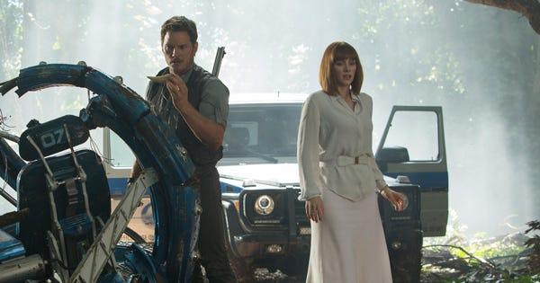 Jurassic World Sexism Bryce Dallas Howard Movie