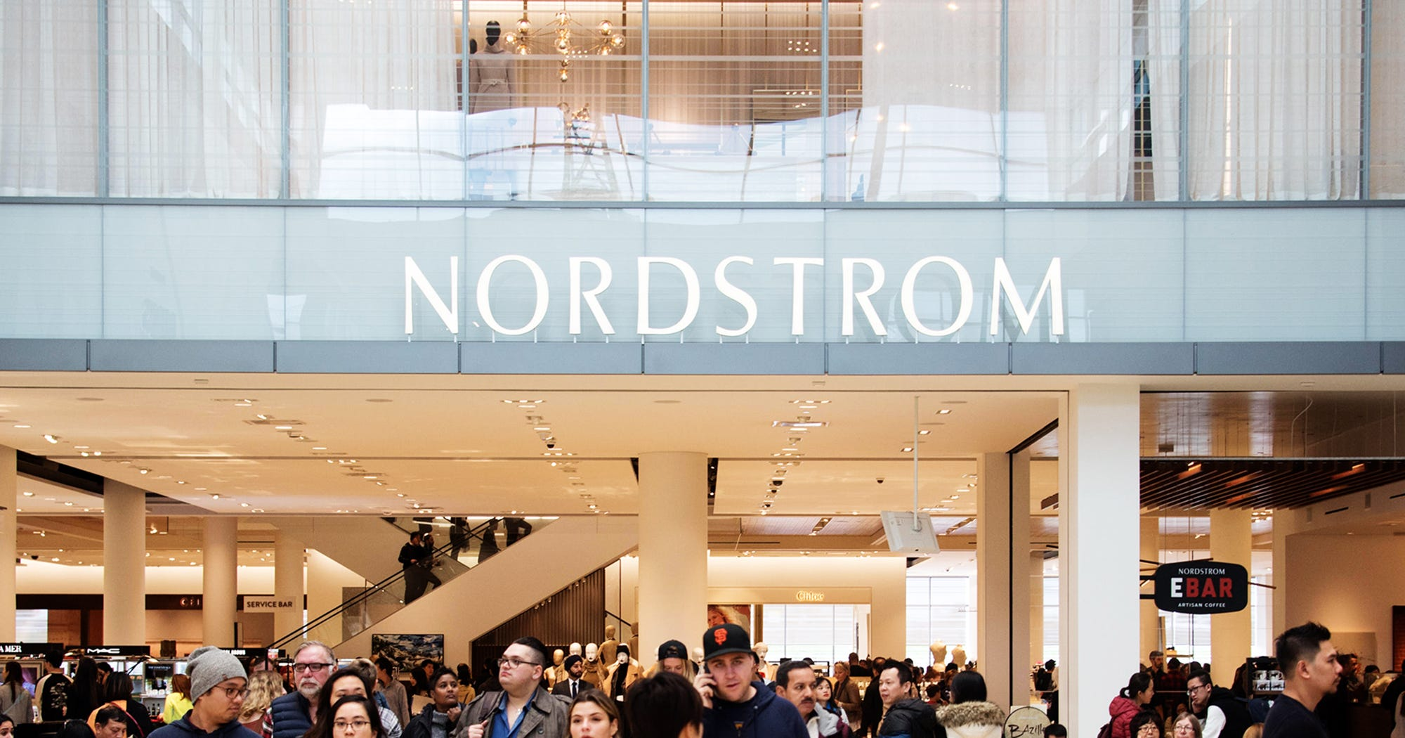 nordstrom executive memo Use our sample 'sample memo to boss' read it or download it for free free help from wikihow.
