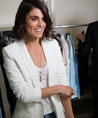 Exclusive: Go Behind The Scenes Of Nikki Reed's 7 For All Mankind Shoot
