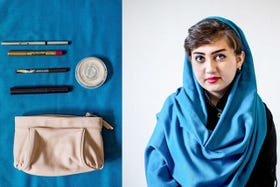 the role of makeup for women A look at women's 1950s makeup  for the first time after cosmetic reps were introduced to call round at people's homes to demonstrate and sell the makeup women.