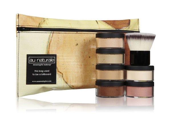 Talc free makeup