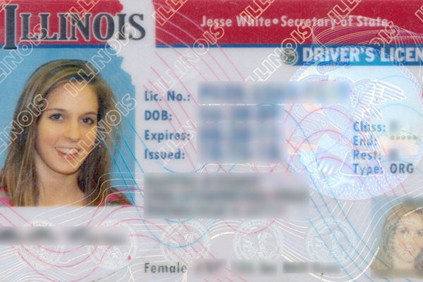 How To Take A Good Drivers Licence Photo