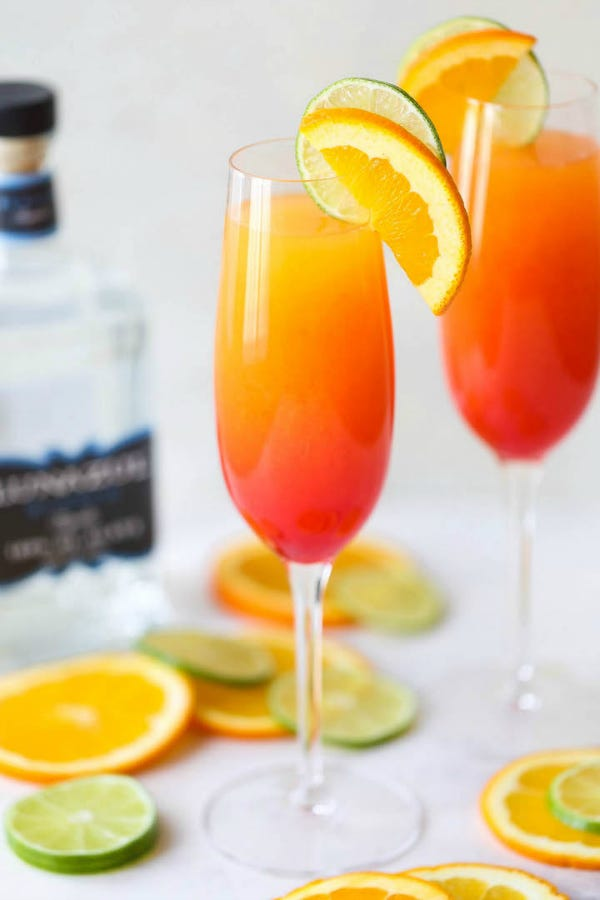 Tequila drinks best tequila cocktail recipes for Good tequila mixed drinks