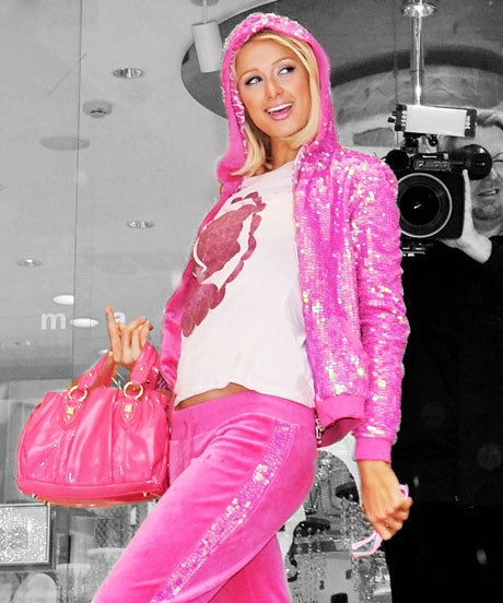 Juicy Couture Closing 2000s Celeb Fashion Trends