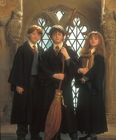 Sky Harry Potter Channel