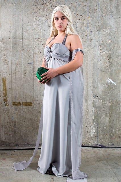 Khaleesi Costumes Daenerys Targaryen Halloween Ideas