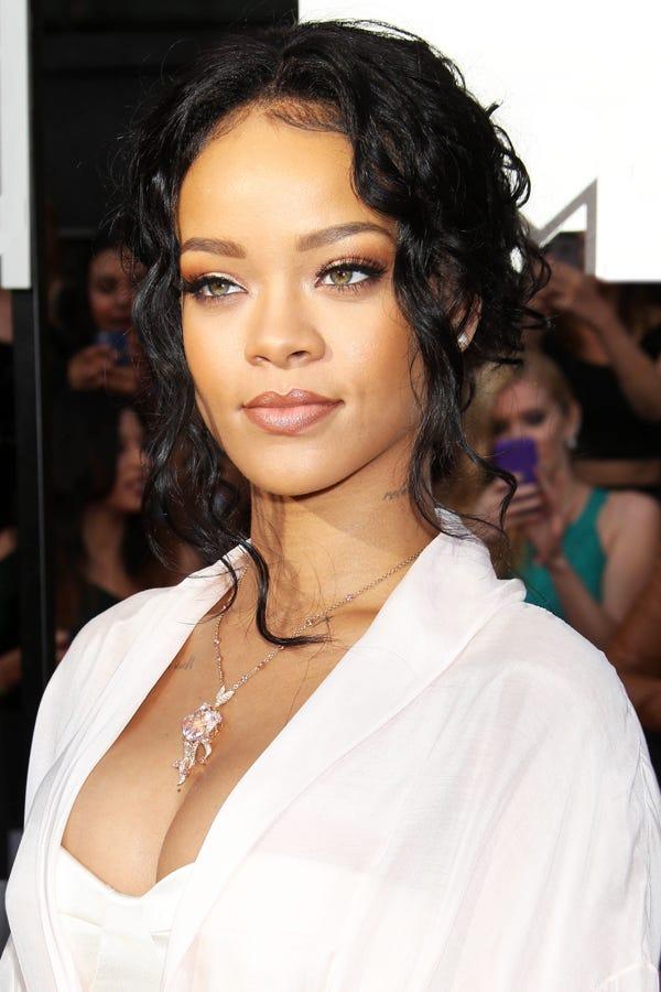 Rihanna Nude Beauty Look Tutorial Mylah Morales