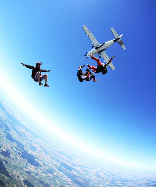 Best Skydiving Places In World