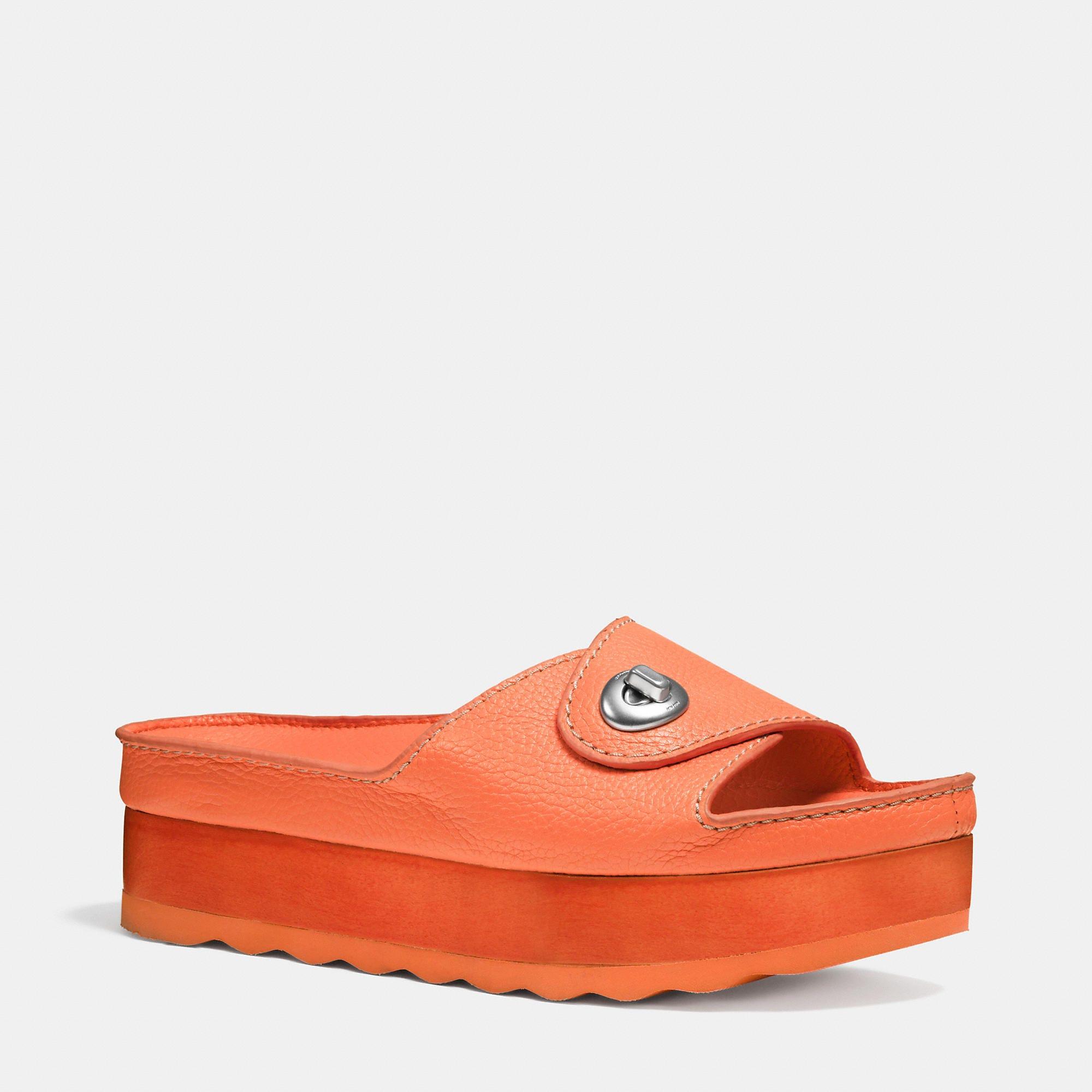 Coach Buys Shoe Company